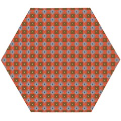 Persia Wooden Puzzle Hexagon