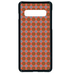 Persia Samsung Galaxy S10 Seamless Case(Black)