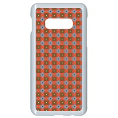 Persia Samsung Galaxy S10e Seamless Case (White)