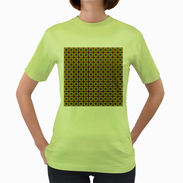 Montezuma Women s Green T-Shirt
