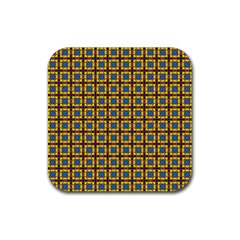Montezuma Rubber Coaster (square)