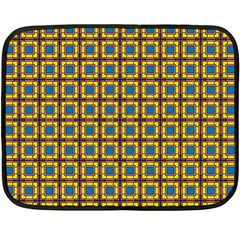 Montezuma Double Sided Fleece Blanket (mini)