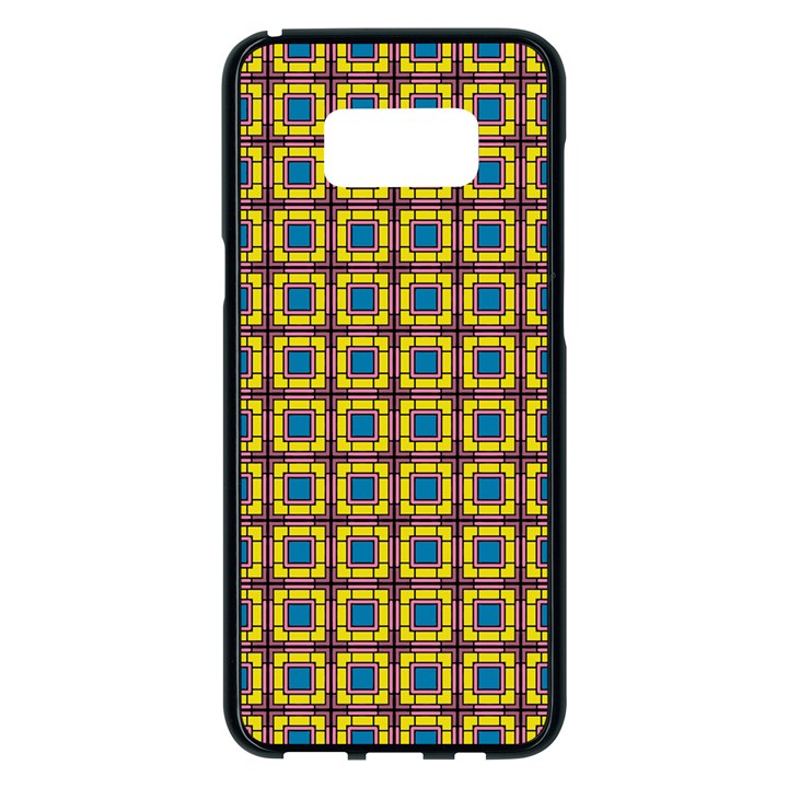 Montezuma Samsung Galaxy S8 Plus Black Seamless Case