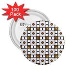Peola 2.25  Buttons (100 pack)  Front