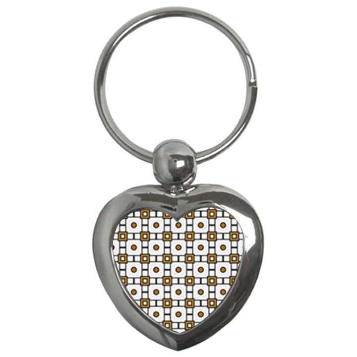 Peola Key Chain (Heart)
