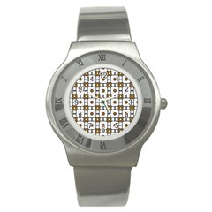 Peola Stainless Steel Watch