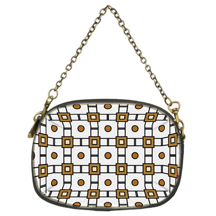 Peola Chain Purse (Two Sides)