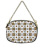 Peola Chain Purse (Two Sides) Back