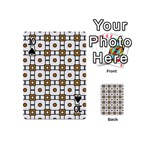 Peola Playing Cards 54 Designs (Mini) Front - Spade10