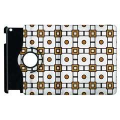 Peola Apple Ipad 2 Flip 360 Case by deformigo