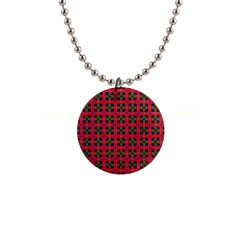 Wolfville 1  Button Necklace