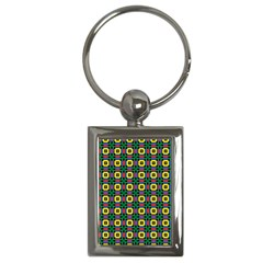 Komodo Key Chain (rectangle) by deformigo