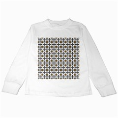 William Fairwell Kids Long Sleeve T-shirts by deformigo