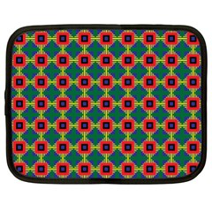 Sharuna Netbook Case (xl) by deformigo