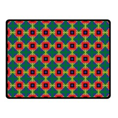 Sharuna Fleece Blanket (small) by deformigo