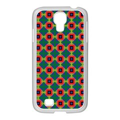 Sharuna Samsung Galaxy S4 I9500/ I9505 Case (white) by deformigo