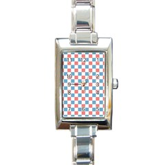 Graceland Rectangle Italian Charm Watch