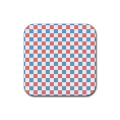 Graceland Rubber Square Coaster (4 pack)