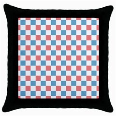 Graceland Throw Pillow Case (black)