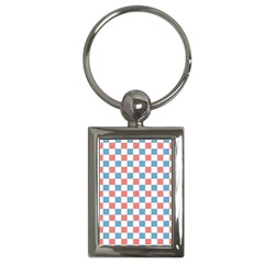 Graceland Key Chain (Rectangle)