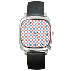 Graceland Square Metal Watch