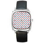 Graceland Square Metal Watch Front