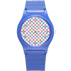 Graceland Round Plastic Sport Watch (s)