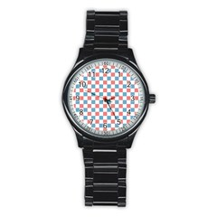 Graceland Stainless Steel Round Watch