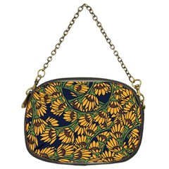 Daisy  Chain Purse (two Sides)