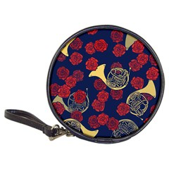 Roses French Horn  Classic 20-cd Wallets by BubbSnugg