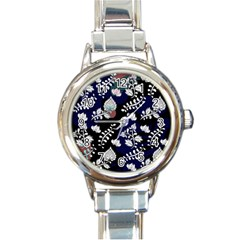 Vivitry Round Italian Charm Watch