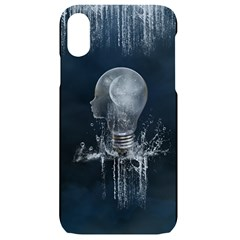 Awesome Light Bulb Iphone Xr Black Uv Print Case