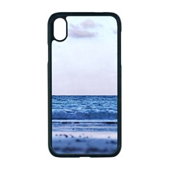 Pink Ocean Hues Iphone Xr Seamless Case (black) by TheLazyPineapple