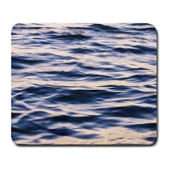 Ocean At Dusk Large Mousepads by TheLazyPineapple