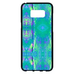 Tank Blue  #scottfreear T= N Green Purple Img 1589 Samsung Galaxy S8 Plus Black Seamless Case