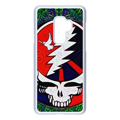Grateful Dead Samsung Galaxy S9 Plus Seamless Case(white) by Sapixe