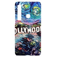 Hollywood Art Starry Night Van Gogh Samsung A9 Black Uv Print Case by Bejoart