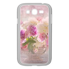 Nature Landscape Flowers Peonie Samsung Galaxy Grand Duos I9082 Case (white)