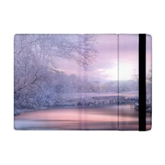 Nature Landscape Winter Apple Ipad Mini Flip Case