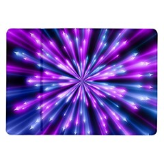 Background Structure Lines Samsung Galaxy Tab 10 1  P7500 Flip Case