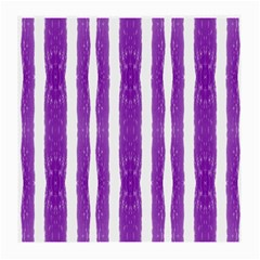 Tarija 016 White Purple Medium Glasses Cloth