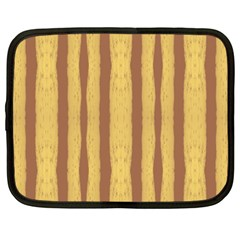 Tarija 016 Brown Yellow Netbook Case (xxl)