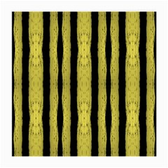 Tarija 016 Black Yellow Medium Glasses Cloth