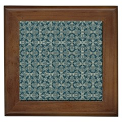 Pattern1 Framed Tile by Sobalvarro