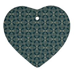 Pattern1 Ornament (heart) by Sobalvarro