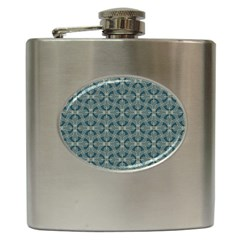 Pattern1 Hip Flask (6 Oz) by Sobalvarro