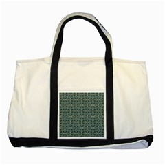 Pattern1 Two Tone Tote Bag by Sobalvarro