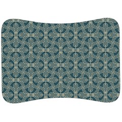 Pattern1 Velour Seat Head Rest Cushion by Sobalvarro