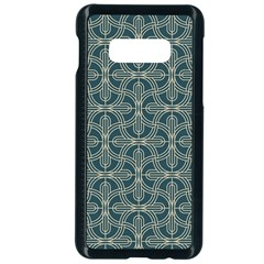Pattern1 Samsung Galaxy S10e Seamless Case (black) by Sobalvarro