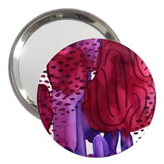 Pattern 17 3  Handbag Mirrors by Sobalvarro